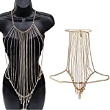 EagleUS Bikini Cross Body Link Chain Necklace