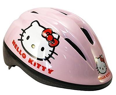 Hello Kitty 802068 Half shell - bicycle helmets (Fixed, Girl, Multicolour, Half shell) from Hello Kitty