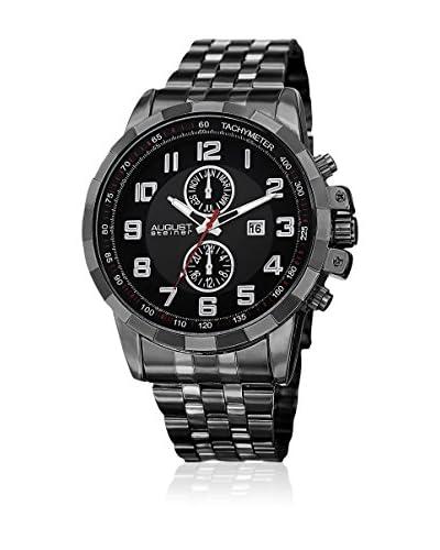August Steiner Reloj con movimiento cuarzo suizo Man  47 mm