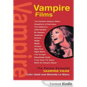 Vampire Films: The Pocket Essential Guide (English Edition)
