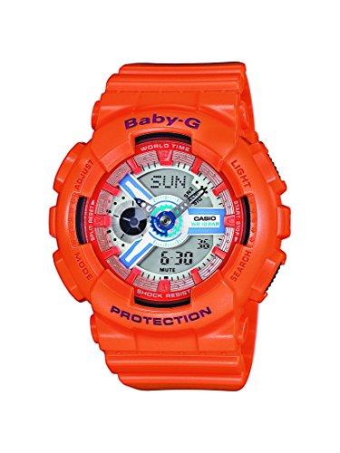 Casio Baby-G BA-110SN-4AER - Orologio da Polso Donna