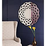 Venetian Design Opel Wall Mirror