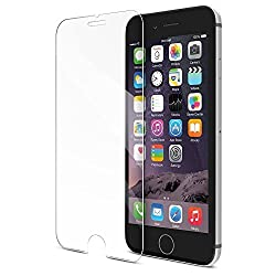 iPhone 6S/6 Screen Protector,Coeuspow [Tempered Glass Protection] 9H iPhone 6 Premium Ballistic Nano 0.29mm Tempered Glass Screen Protector,2.5D Curved Edge Slim Guard For Apple iPhone 6S 4.7 Inch