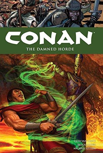 Conan HC 18 Damned Horde