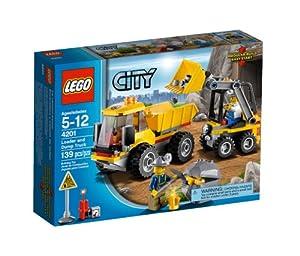 LEGO CITY 4201 Excavadora y Volquete: Amazon.es: Juguetes