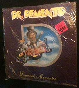 Various - Dr. Demento Presents The Greatest Christmas Novelty CD Of All Time