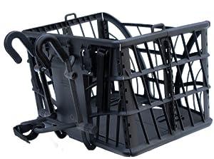 b pod fahrradkorb f r vorne oder hinten faltbar stabil sicher abnehmbar sport. Black Bedroom Furniture Sets. Home Design Ideas