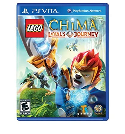 LEGO Legends of Chima: Laval's Journey - PlayStation Vita