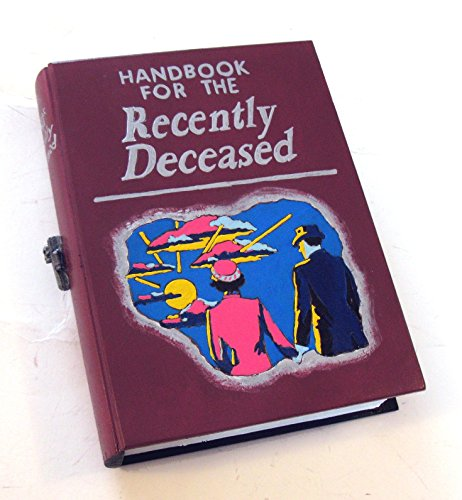 Printable Book Cover Handbook For The Recently Deceased ~ Handbook for the recently deceased imgkid