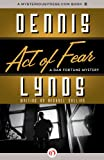 img - for Act of Fear (The Dan Fortune Mysteries) book / textbook / text book