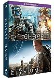 Chappie + Elysium [DVD + Copie digitale]