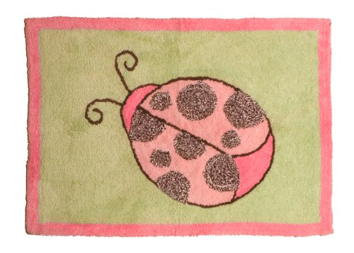 Pam Grace Creations Ladybug Lucy Rug front-943438