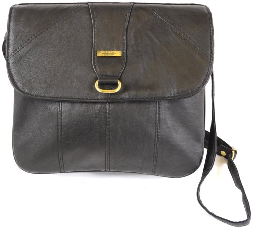 Ladies Super Soft Nappa Leather Shoulder Bag