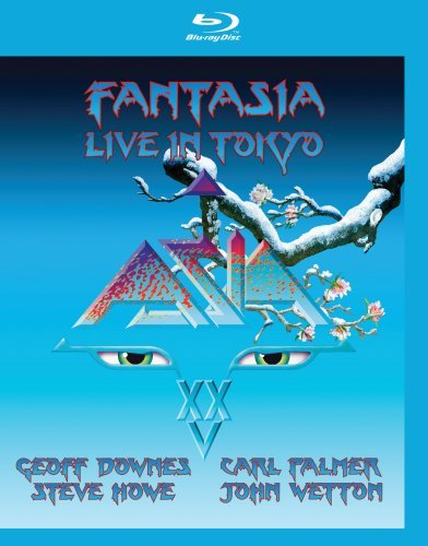 Fantasia - Live in Tokyo / Asia (2007)