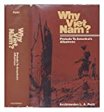 img - for Why Vietnam?: Prelude to America's Albatross book / textbook / text book