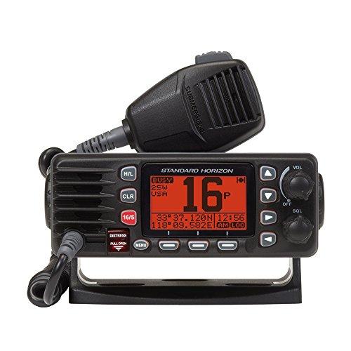 Standard Horizon GX1300B Eclipse Fixed Mount VHF Radio (Black) primary