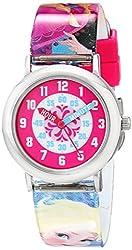 Disney Kids FNFKQ039 Frozen Time Teacher Watch