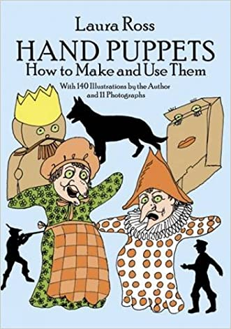 Hand Puppets: How to Make and Use Them (Dover Craft Books)