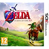The legend of Zelda : Ocarina of time 3Dpar Nintendo