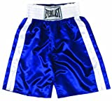 "Everlast Pro 24"" Boxing Trunks - S, Blue"