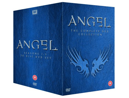 Angel - Complete Collection [DVD]