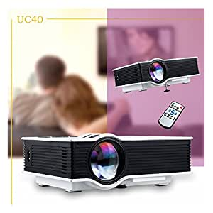 Tera unic uc40 led smp simplified micro for Micro movie projector
