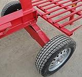 Holzspalter Stehend/liegend Diesel 44to E-Start 105cm Spaltlänge, 13