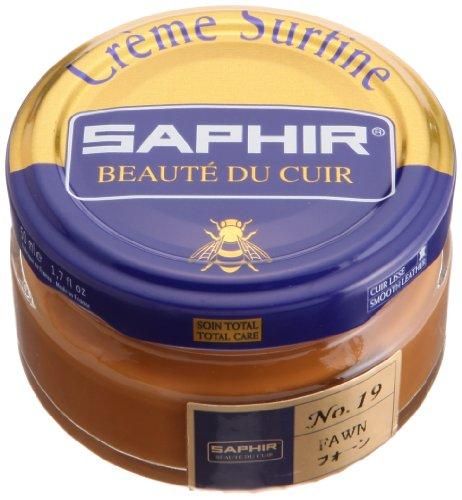 Saphir Cirage Saphir pommadier (Crème Surfine) beige fauve