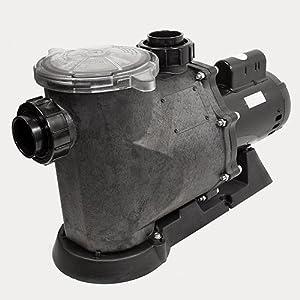 Quietflo Plus 1 5 Hp In Ground Pool Motor