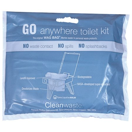 The Go Anywhere Waste Kit Bags front-313923