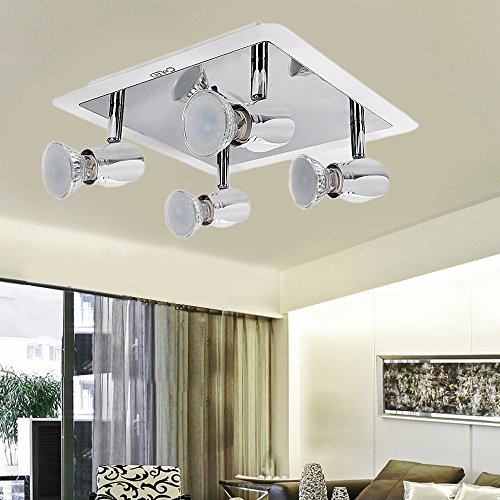 led ceiling lights rotatable spotlight led lights for living room