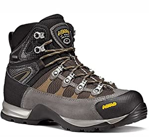 Asolo Stynger GTX Women's Backpacking Boot - Size 8.5 Cendre/Dark Brown