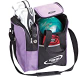 ABS ボウリング バッグ B16-300 パープル ボール1個用バッグ ボウリング用品 ボーリング グッズ