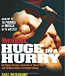 Men's Health Huge in a Hurry: Get Big...