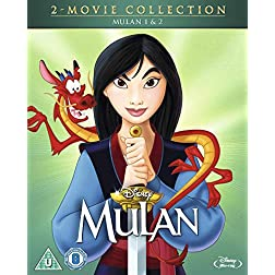 Mulan 1 & 2 Duopack [Blu-ray]