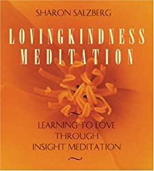 Lovingkindness Meditation [Audiobook, Unabridged] [Audio CD] — by Sharon Salzberg