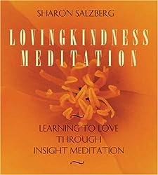 Lovingkindness Meditation [Audiobook, Unabridged] [Audio CD] — by Sharon Salzberg