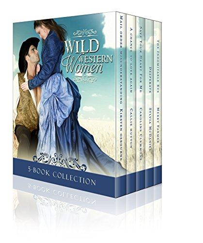 Kirsten Osbourne - Wild Western Women Boxed Set