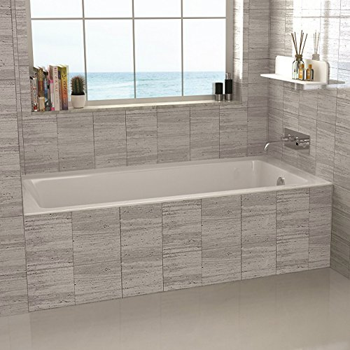 Drop in bathtub price compare for Soaking tub vs bathtub