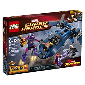 LEGO Superheroes 76022 X-Men vs. The Sentinel Building Set