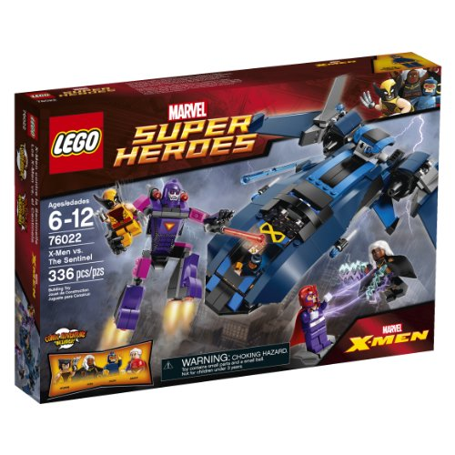 LEGO-Superheroes-X-Men-vs-The-Sentinel-Building-Set-76022