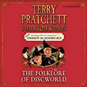 The Folklore of Discworld | Terry Pratchett, Jacqueline Simpson