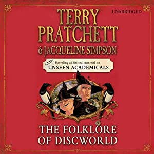 The Folklore of Discworld Audiobook
