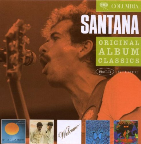 Santana - Welcome: Santana - Zortam Music