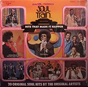 Don Cornelius Four Tops James Brown Curtis Mayfield Al