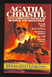 Five Complete Novels of Murder and Detection (0517618230) by Agatha Christie