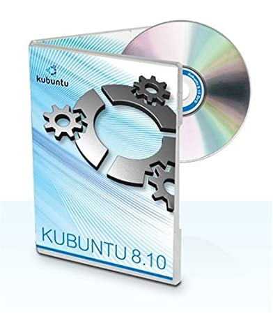 Kubuntu 8.10 DVD