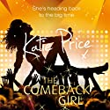 The Come-back Girl Audiobook by Katie Price Narrated by Lisa Coleman