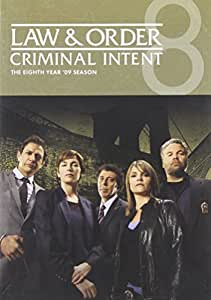 Law & Order: Criminal Intent - The Eighth Year, Season 9