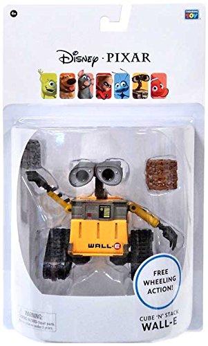 Pixar Collection Disney Deluxe Wall-E Action Figure